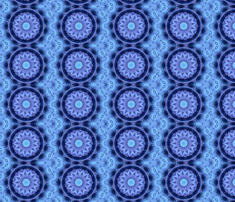 night garden fabric by leanne116 on Spoonflower - custom fabric
