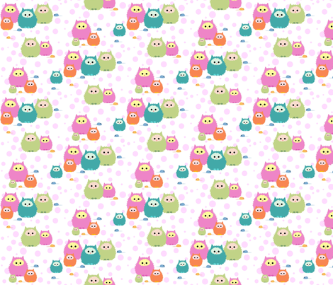 kitty_cat_fabric fabric by vo_aka_virginiao on Spoonflower - custom fabric