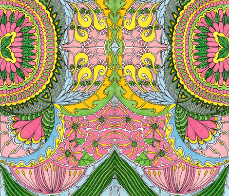Fancy This Too fabric by societydeb on Spoonflower - custom fabric
