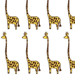 Giraffes - Jungle Range