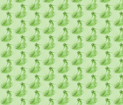 Boredom? Garden Party Icebreaker? fabric by nalo_hopkinson on Spoonflower - custom fabric