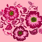 Wild Pink Bouquent