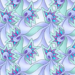 Fantasy Flowers 1