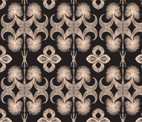 JamJax Dusty fabric by jamjax on Spoonflower - custom fabric