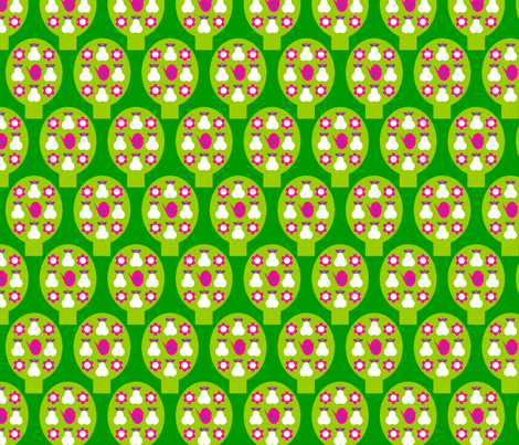 peartree fabric by aliceapple on Spoonflower - custom fabric