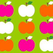 Apple_Trio_Green