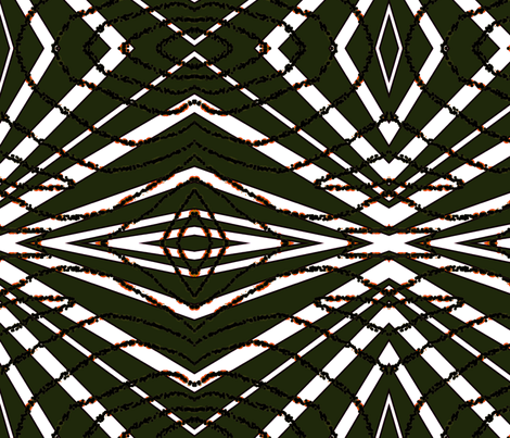 Ceci N'est Pas Un Roman fabric by nalo_hopkinson on Spoonflower - custom fabric