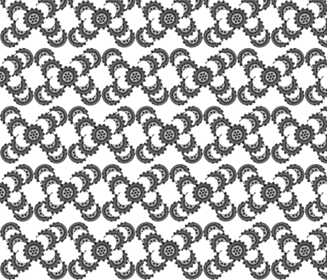 Lace Play fabric by nalo_hopkinson on Spoonflower - custom fabric