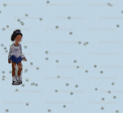 Girl Ice Skater-136