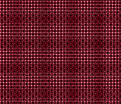 Tartan Heart - Part 1 fabric by voodoorabbit on Spoonflower - custom fabric