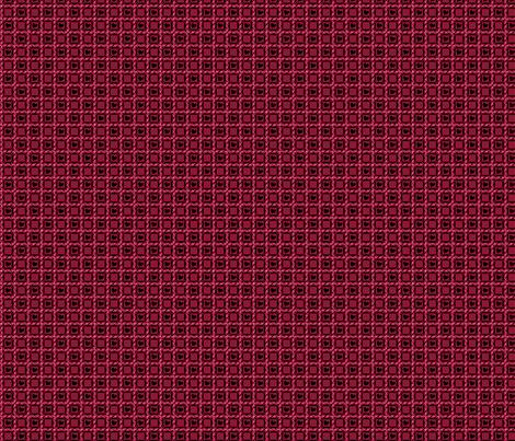 Tartan Heart - part 2 fabric by voodoorabbit on Spoonflower - custom fabric