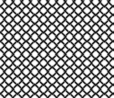 Lattice View fabric by poetryqn on Spoonflower - custom fabric
