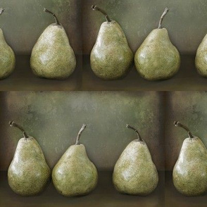 Pear Harvest - Still Life