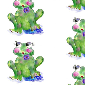 Francine La Froggie