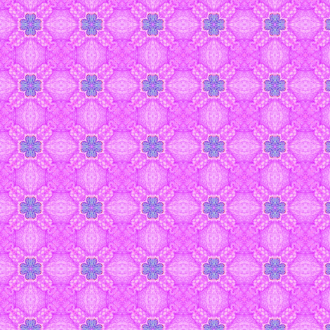 Forget me not  fabric by vib on Spoonflower - custom fabric