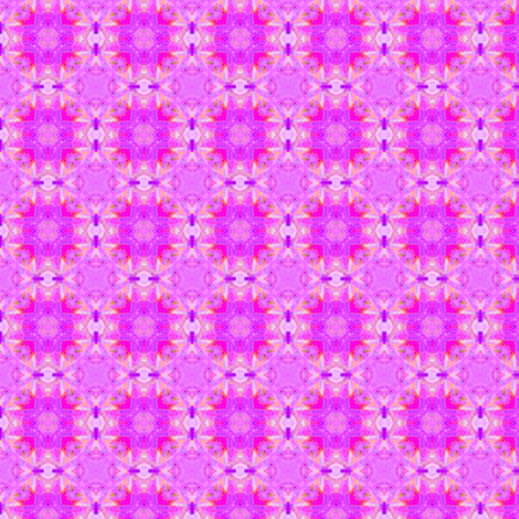 Sweet William pattern VI fabric by vib on Spoonflower - custom fabric