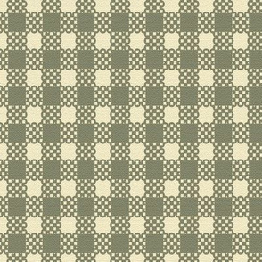 Pear Harvest - Gingham Large