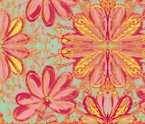 Nico fabric by lucied on Spoonflower - custom fabric
