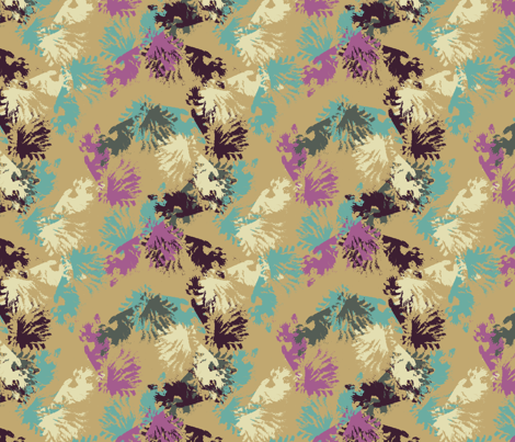 catilable fabric by mdemo on Spoonflower - custom fabric