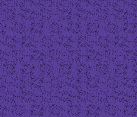 only natural purple fabric by trillian on Spoonflower - custom fabric