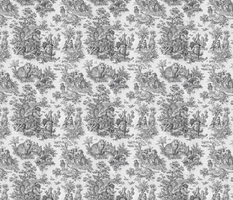 toilet1 fabric by sunshynegrll on Spoonflower - custom fabric