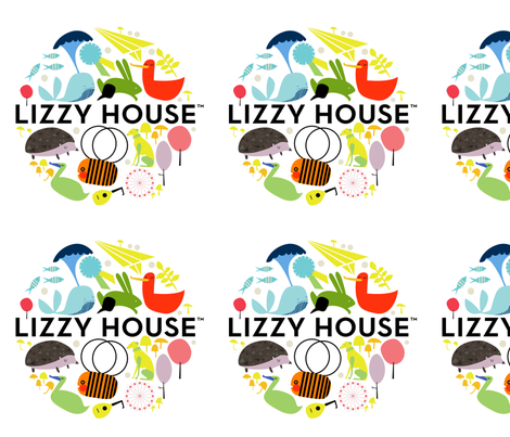 lizzy_house_logo-ch fabric by lizzyhouse on Spoonflower - custom fabric