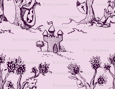 storytime toile-ch