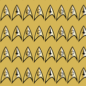 Starfleet Badges