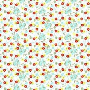 Vintage-Inspired Flowers
