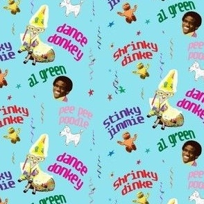 donkey party confetti
