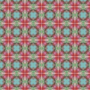 Rosebud pattern V