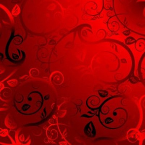 Red Flourishes