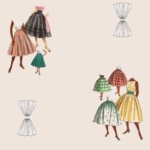 Skirts Parade Ivory