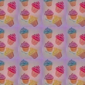 Kawaii Kousagi (TM) Cupcakes