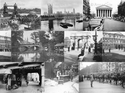 London Paris Berlin 1939