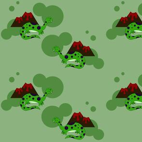 Dinosaurus Spot