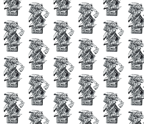 Grandpa's Treasure fabric by dorolimited on Spoonflower - custom fabric