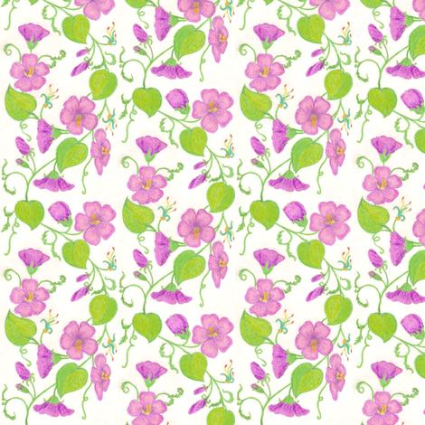 Crayon_Flowering_Vine_Fantasy