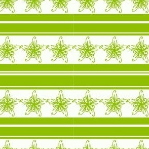 Stargazer Stripes Lime