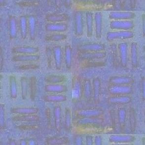Blue Lattice 4x4