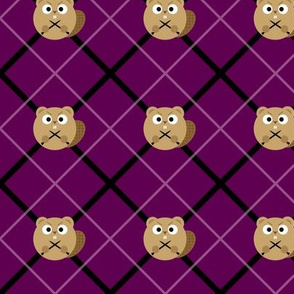 Angry Knitting Beaver