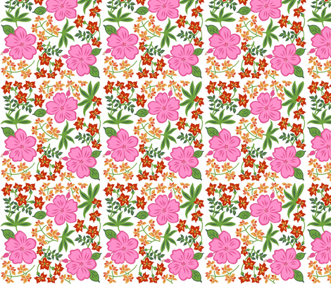 Bahama_Breeze_napkin_copy-ed fabric by marnielong on Spoonflower - custom fabric