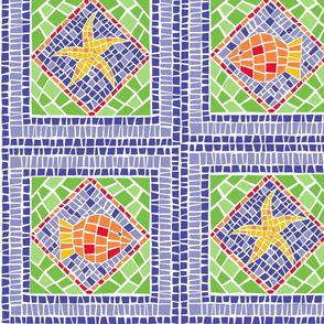 tiled_fish