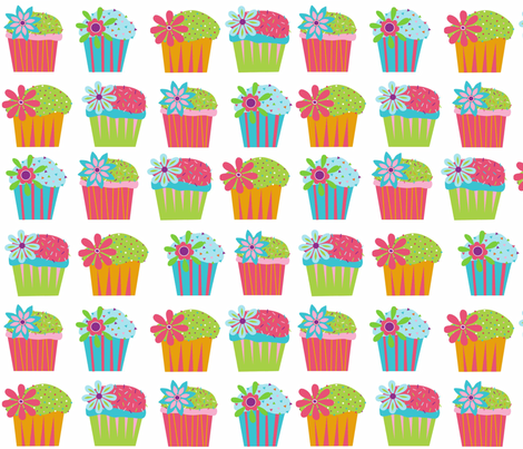 sweetcakes fabric by marnielong on Spoonflower - custom fabric