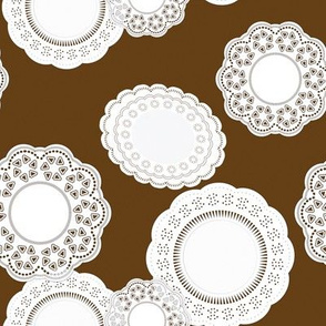 Ice Cream Social :: Mint Chocolate Chip :: Doilies