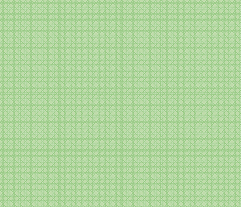 Ice Cream Social :: Mint Chocolate Chip :: Cane fabric by cottageindustrialist on Spoonflower - custom fabric