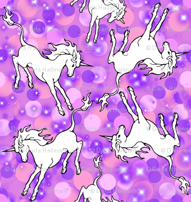 White Unicorns