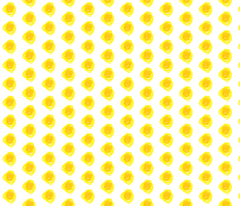 Happy Sun fabric by pantsmonkey on Spoonflower - custom fabric