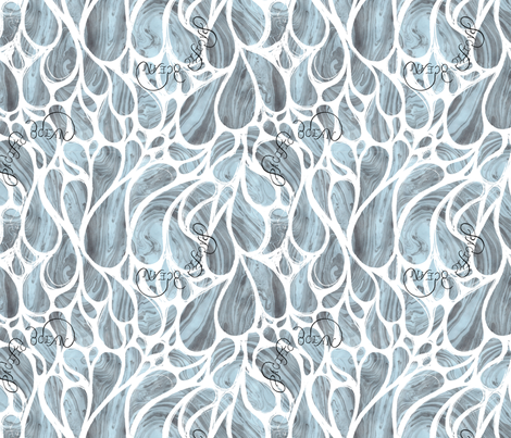 San Juan Islands fabric by easykeeper on Spoonflower - custom fabric