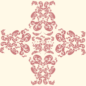 harper's damask lattice